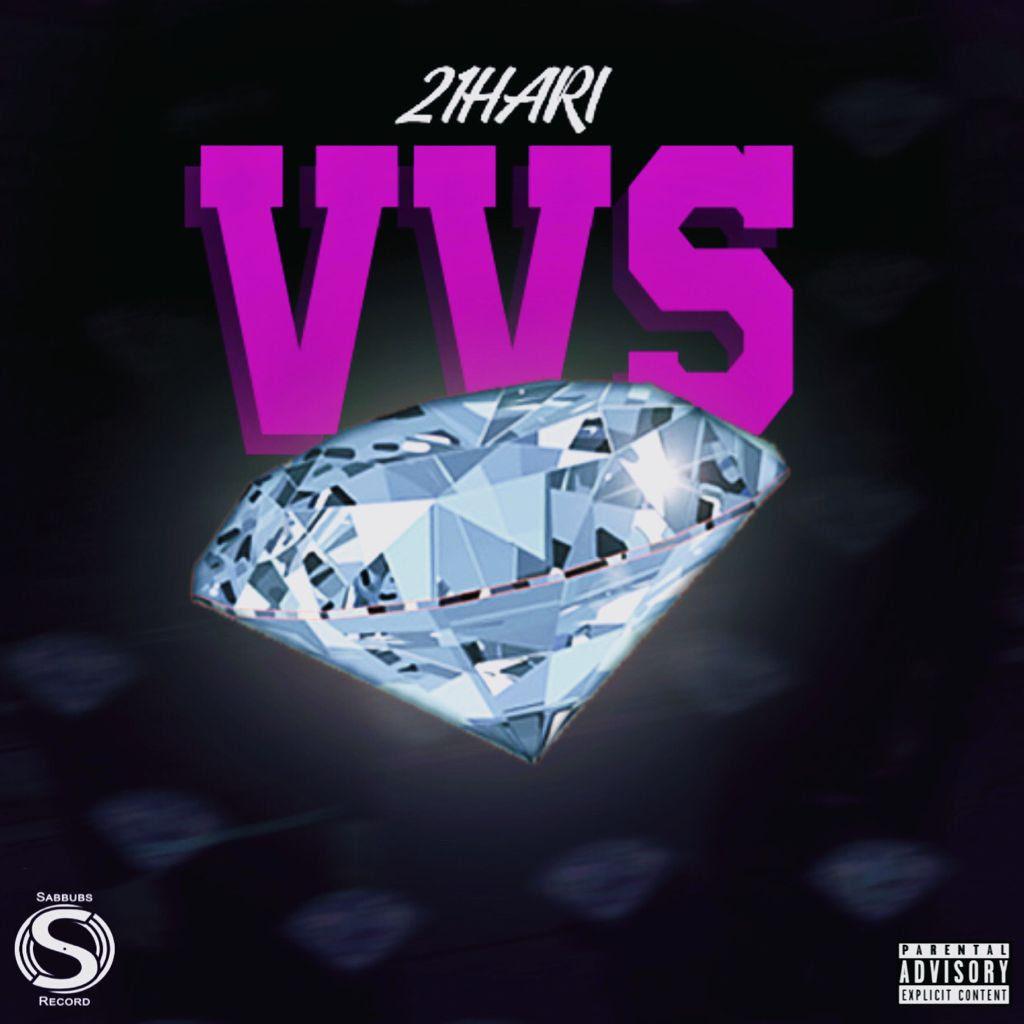 """Da venerdì 26 febbraio sarà disponibile in rotazione """"V.V.S."""", il nuovo singolo di 21HARI, già sulle piattaforme digitali dal 19 febbraio"""