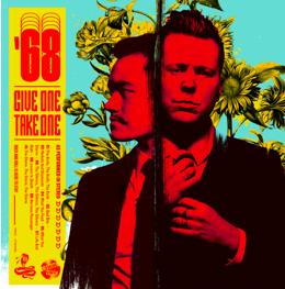 Il duo noisey di Atlanta, '68, pubblica oggi 'Bad Bite', il nuovo singolo tratto da 'Give One Take One', il rumoroso nuovo album in arrivo il 26 marzo (Cooking Vinyl)