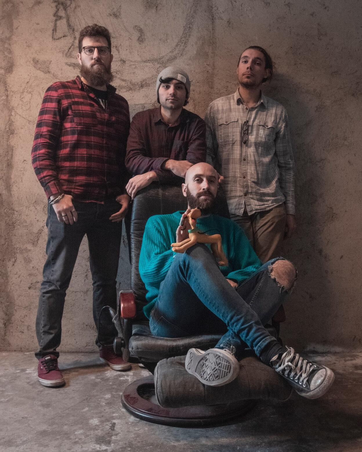 Re del Kent band alternative rock milanese, come non li avete mai letti