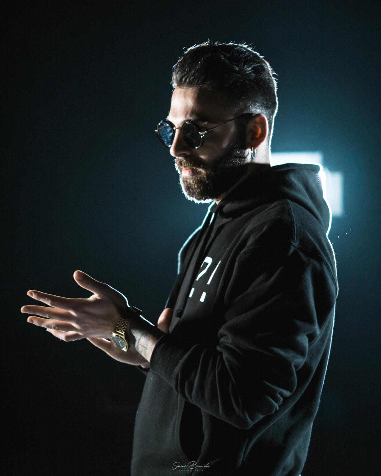 """Angelo Piwo // """"Houston"""" è il primo singolo del rapper siciliano con Sorry Mom! / Be NEXT Music"""