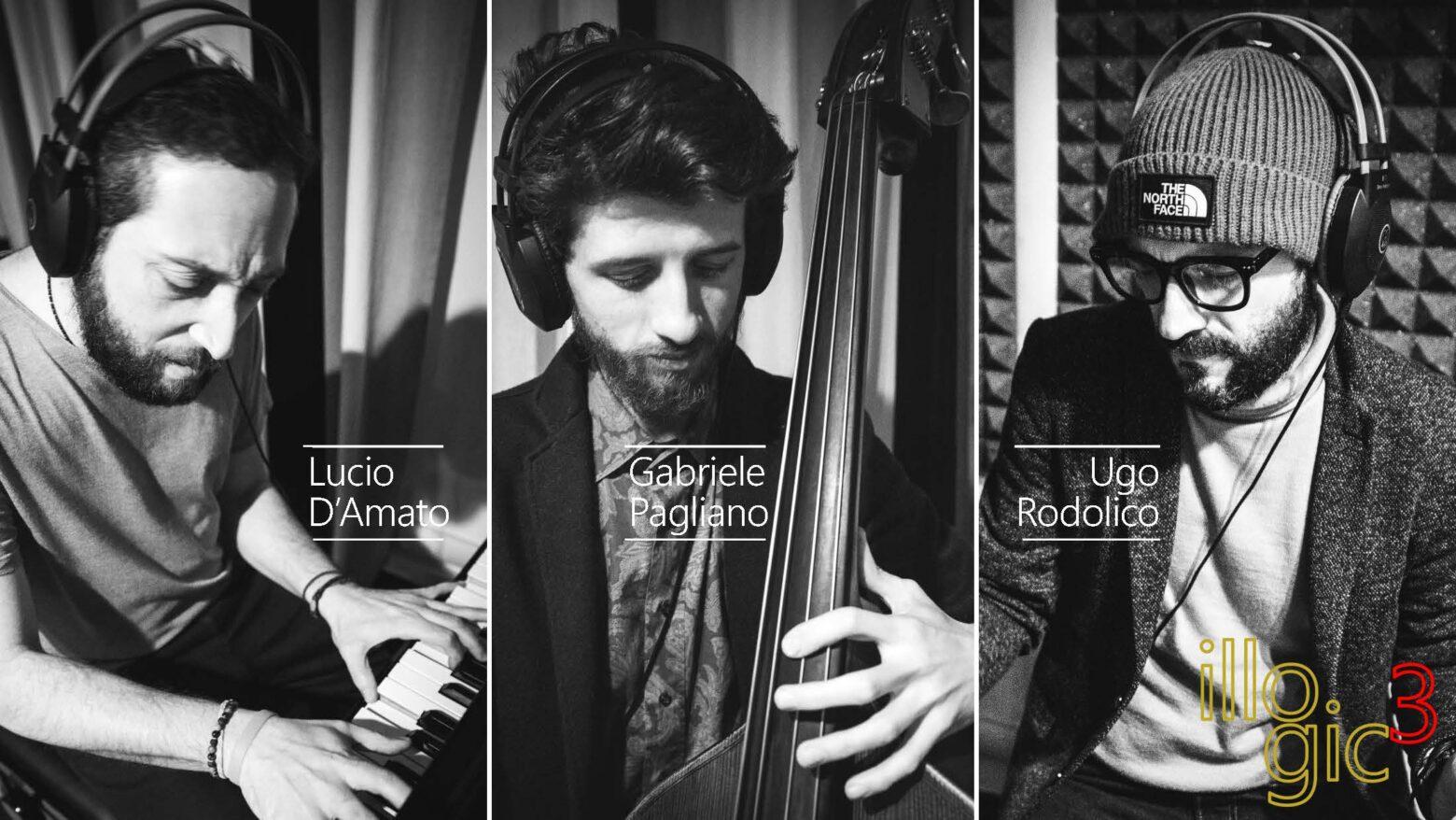 """Terza anticipazione per il prossimo album di Illogic Trio 12 MARZO 2021 – ESCE SULLE PIATTAFORME DIGITALI """"THE LAST CHROMOSOME"""" IL NUOVO SINGOLO DI ILLOGIC TRIO"""