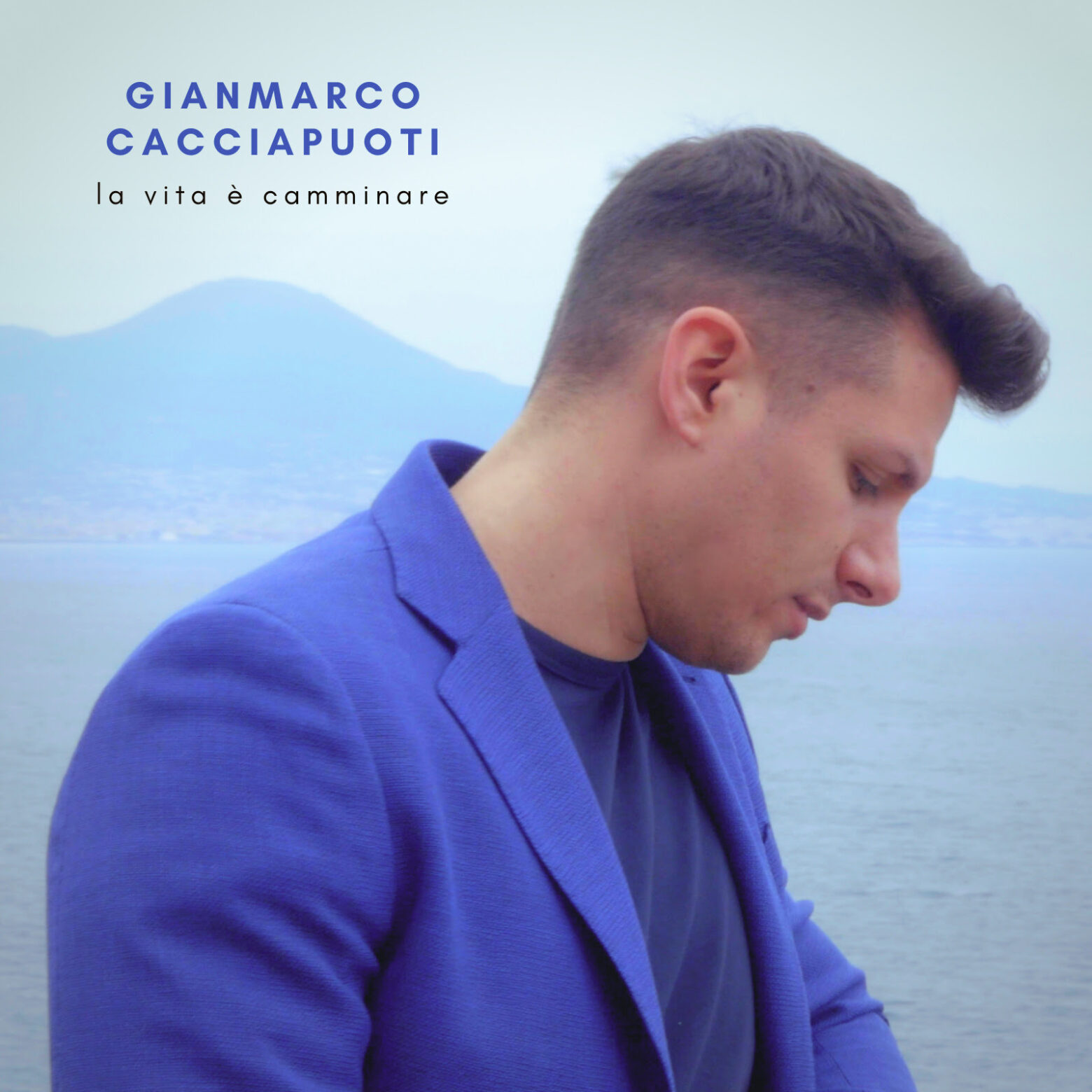 """Oggi esce in radio e in digitale il nuovo brano di Gianmarco Cacciapuoti, """"LA VITA É CAMMINARE"""""""