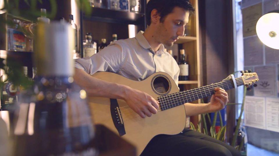 Un caffè con Alberto Ziliotto tutto sulla sua vita e su Reverse, eccezionale lavoro discografico