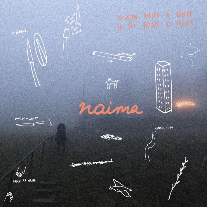 naima è l'EP di debutto dell'omonimo duo