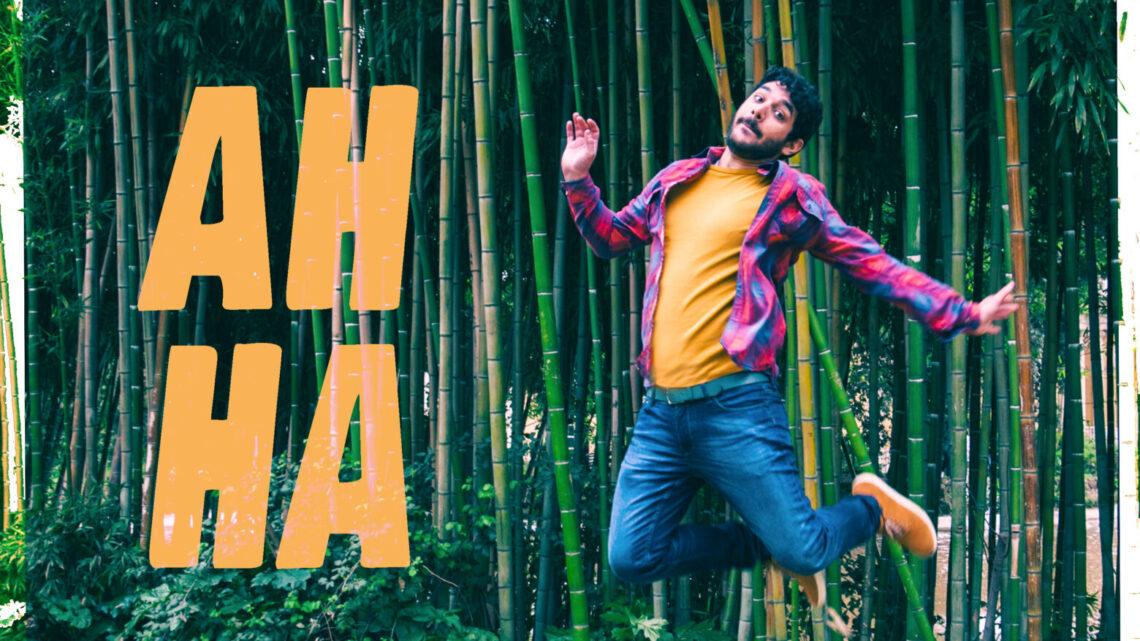 """""""AH-HA"""" dal 7 Maggio in radio l'esordio di ALESSIO ALBA ha il potere di risollevare il morale"""