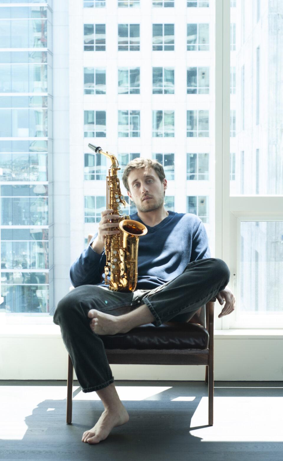 Daniele Germani senza segreti, dall'esplosiva uscita discografica A Congregation of Folks ai più interessanti retroscena con i big del sax jazz