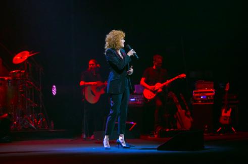 FIORELLA MANNOIA in concerto con 'Padroni di Niente Tour'  giovedì 29 luglio 2021  Festival del Vittoriale TENER-A-MENTE