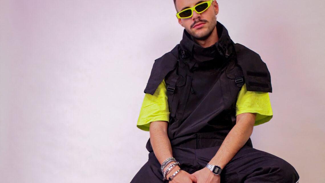 """Venerdì 28 maggio esce in radio e in digitale il nuovo singolo di Raffaele, """"FOCU MEU"""""""