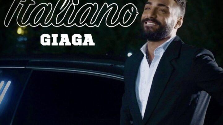 """""""ITALIANO"""" È IL PRIMO SINGOLO DI GIAGA, UN BRANO CHE FONDE LA SENSUALITÀ DEL REGGAETON AL VALORE DELL'AMORE"""