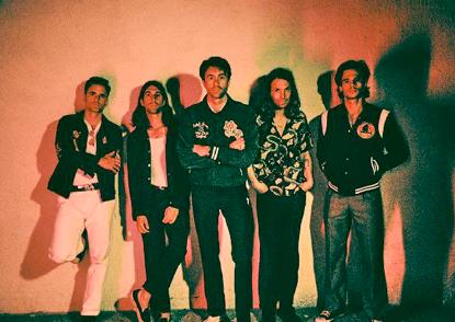 THE VACCINES pubblicano oggi 'BACK IN LOVE CITY', il nuovo ed atteso album! (AWAL/Self)
