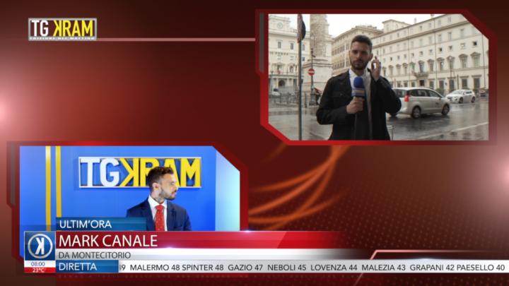 """KRAM  DA VENERDÌ 1 OTTOBRE ESCE IN RADIO  """"BUONGIORNO A TUTTI""""  IL NUOVO SINGOLO"""