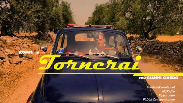 """Venerdì 17 settembre esce in digitale il nuovo singolo di Romte, """"TORNERAI"""""""